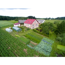Agroturystyka - Gospodarstwo Ekologiczne - Merkinie 10 - Kliknięcie spowoduje wyświetlenie powiększenia zdjęcia