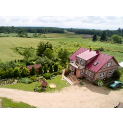 Agroturystyka -Mierkinie 10 - nad Hańczą - Kliknięcie spowoduje wyświetlenie powiększenia zdjęcia