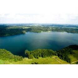 jezioro hańcza - Kliknięcie spowoduje wyświetlenie powiększenia zdjęcia